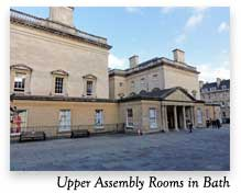 Bath Upper Assembly Rooms