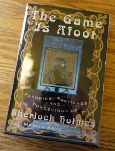 Parodies, Pastiches and Ponderings of Sherlock Holmes