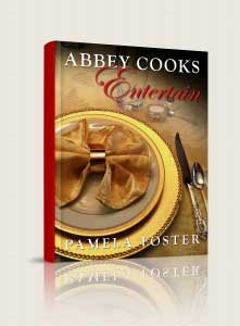 Abbey Cooks Entertain